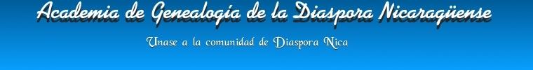 Academia de Genealogía de la Diaspora Nicaragüense